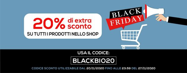 sconti black friday 2020